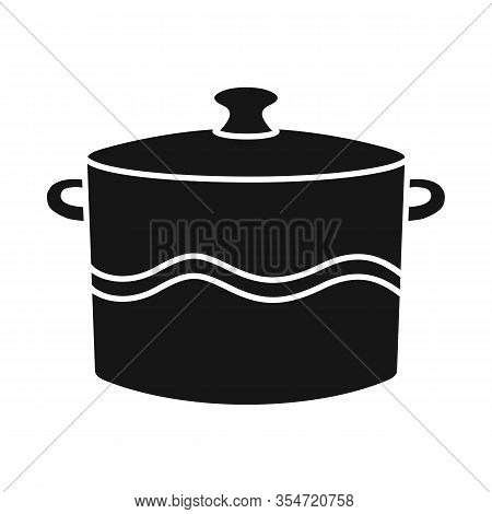 Isolated Object Of Crockery And Clean Symbol. Web Element Of Crockery And Ceramic Stock Symbol For W