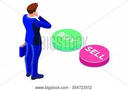 Symbolic Profit, Increased Income Symbol As Financial Investment For Investors. Economy And Personal