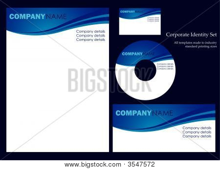 Corporate Identitiy Template