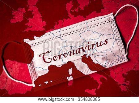 coronavirus global fight Italy quarantine - COVID-19 - travel ban, quarantine