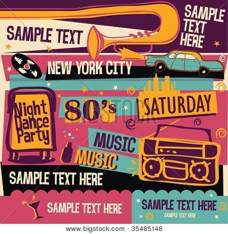 Vintage Design design poster