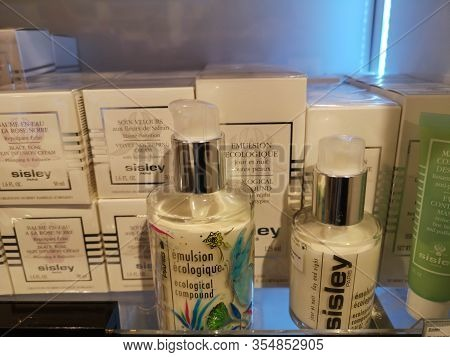 Restoring And Moisturizing Skin Care Product For All Skin Types Sisley Emulsion Ecologique Ecologica