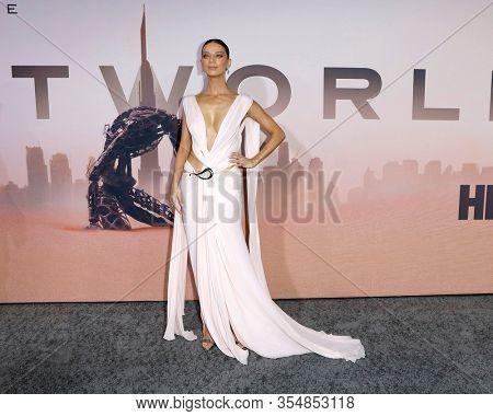 LOS ANGELES - MAR 5:  Angela Serafyan at the
