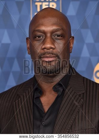 LOS ANGELES - JAN 08:  Richard T. Jones arrives for the ABC Winter TCA Party 2020 on January 08, 2020 in Pasadena, CA