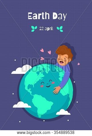 Earth Day holiday. Happy International Earth Day. Earth Day. Earth Day background. Earth Day poster. Earth Day illustration. Earth Day banners. Earth day Vectors. Earth Day Vector Illustration. International Earth Day template.