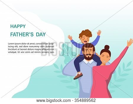 Happy International Family Day. Family Day. Family Day background. Family Day poster. Family Day illustration. Family Day banners. Family day Vectors. Family Day Vector Illustration. International Family Day template. Greeting card Happy Fathers Day. Vect