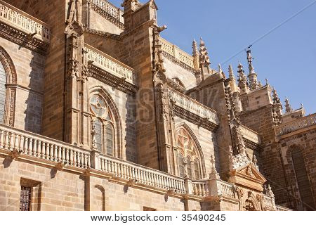The Cathedral Of Astorga