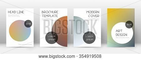 Flyer Layout. Trendy Majestic Template For Brochure, Annual Report, Magazine, Poster, Corporate Pres
