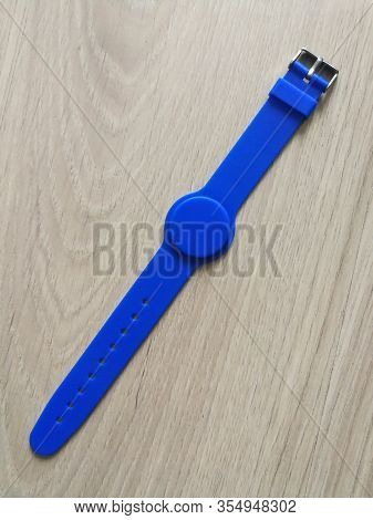 Rfid Technology Wristband For Various Events And Tracking