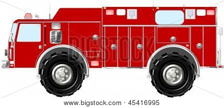 Monster Fire Truck