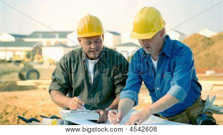 Contractors Talking