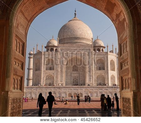 A masterpiece from the 16th century built by the Moghuls