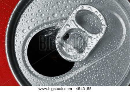 Opened Cold Drink Tab