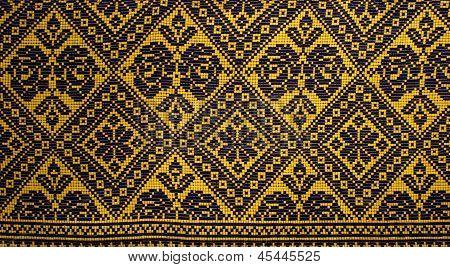 Detail Of A Carpet Texture