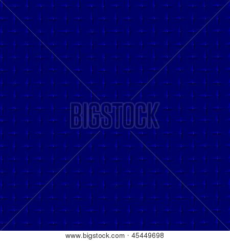 Blue Diamond Plate Background
