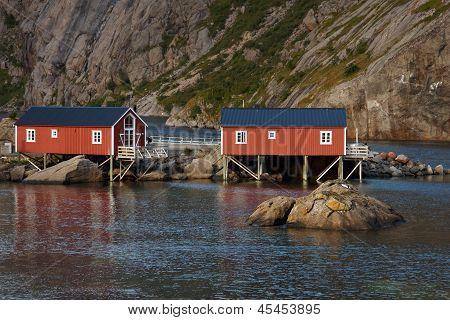 Rorbu Cabins