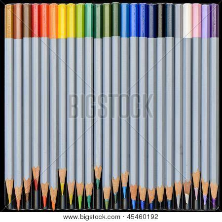 Water-colour Pencils