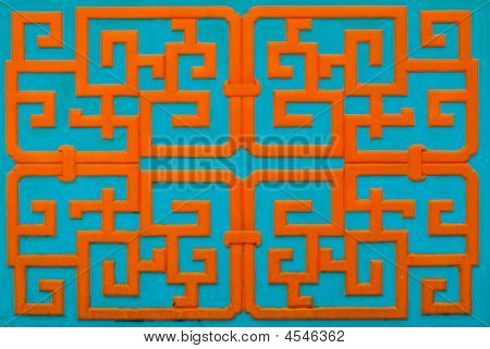 Chinese Ancient Pattern