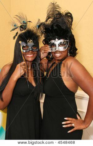 Masked Ladies