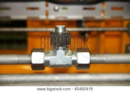 Hydraulic Pipes