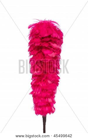 Pink Soft Duster