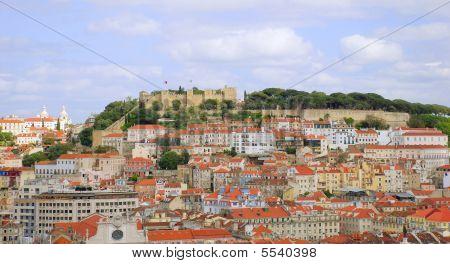 Lisbon, Castle