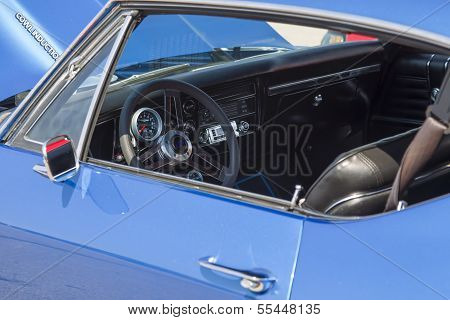 1968 Chevy Chevelle Ss Interior