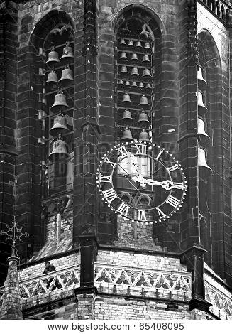 Protestant Church - Nieuwe Kerk In City Delft, Netherlands