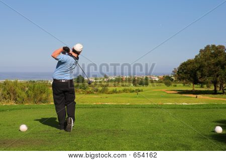 Golfer #62