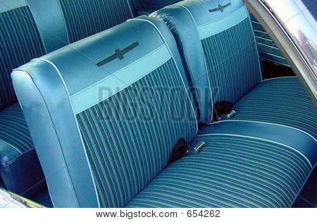 1962 Pontiac Catalina Interior