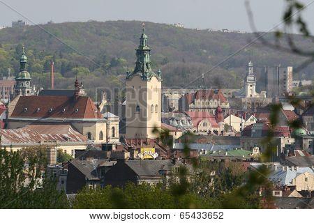 Old Europe Skyline