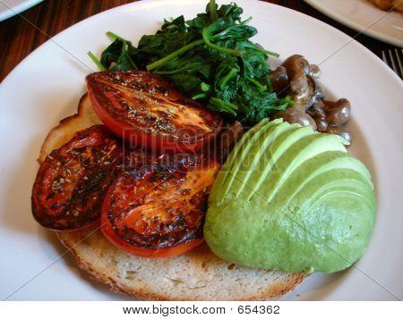 Vegie Breakfast