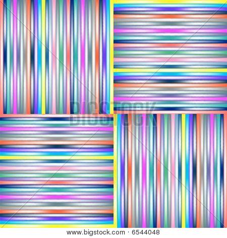 Lighted Stripes