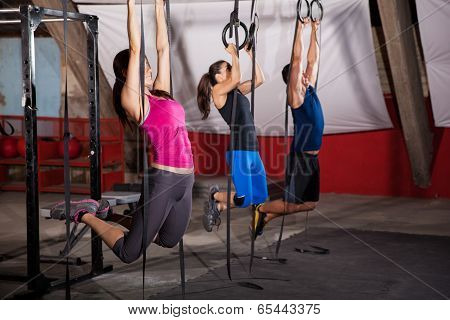 Doing The Wod For