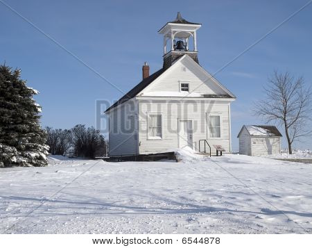 School House in Iowa