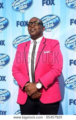 LOS ANGELES - MAY 21:  Randy Jackson at the American Idol Season 13 Finale at Nokia Theater at LA Live on May 21, 2014 in Los Angeles, CA