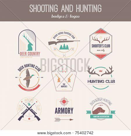 Hunting Logos