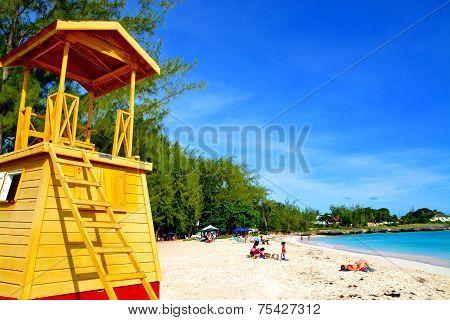Public Beach, Barbados