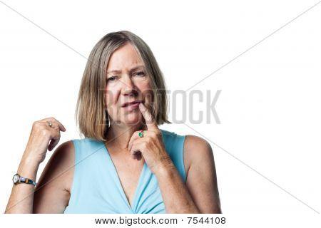 Confused Senior Citizen