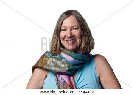 Wealthy Older Lady