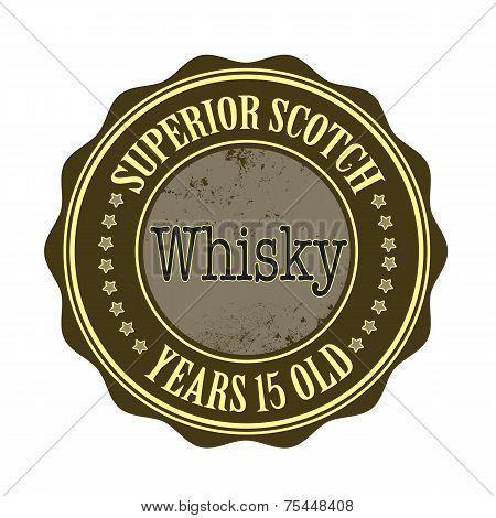 Superior Scotch Whisky