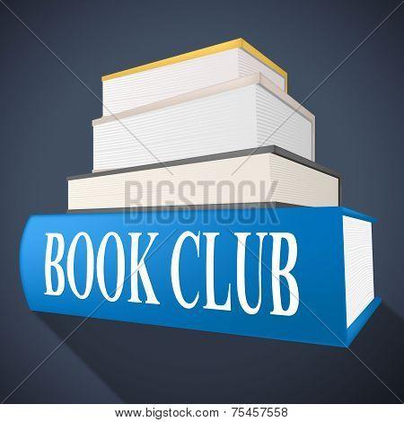 Book Club Means Team Social And Books