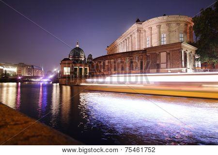 Museum isle in Berlin
