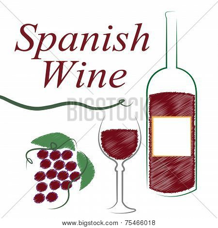 Spain Alcohol Indicates Intoxicating Drink And Booze