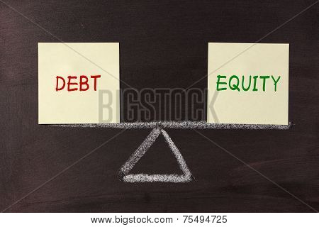 Debt And Equity Balance
