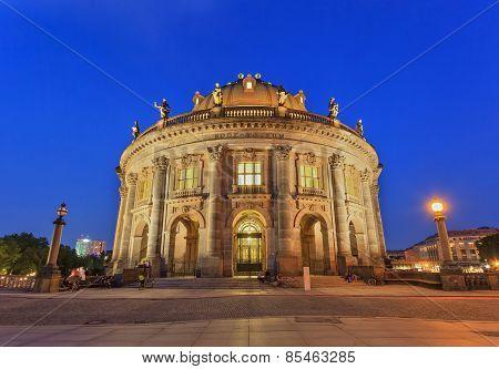 Museum Island of Berlin Germany