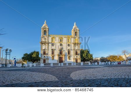 Faro (Algarve) Portugal, Europe - Low angle view of