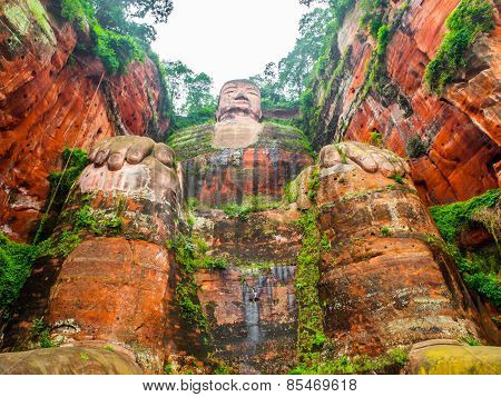 Giant Buddha in Leshan