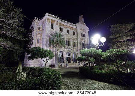 Villa Florio, Favignana