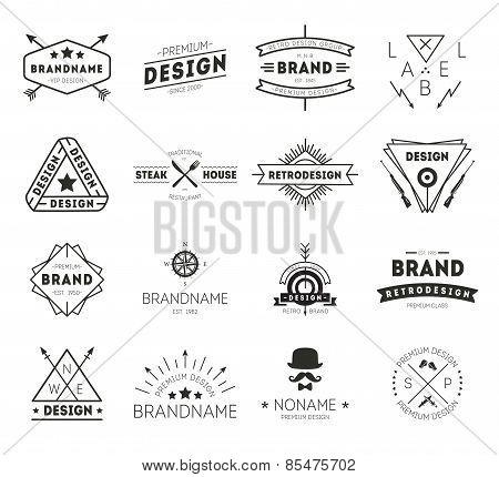 Design logo vintage